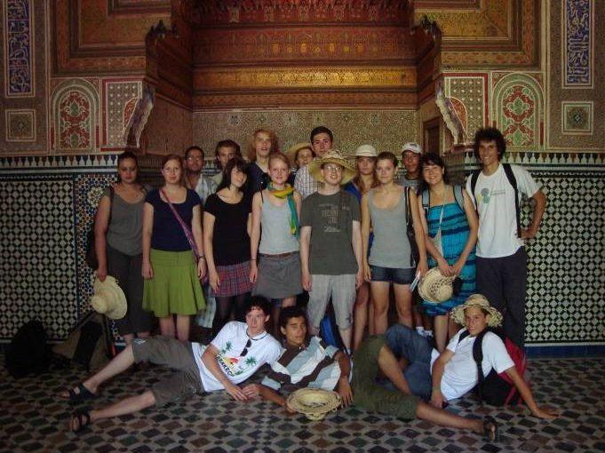 Komm mit uns auf eine unvergessliche Reise nach Marokko!
