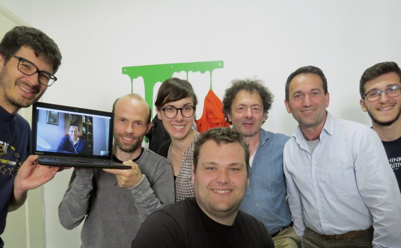 Europäische Jugend im Austausch: Freiwillig & Grenzenlos!  — Unser Projekt Trialog 4.0 kann starten!