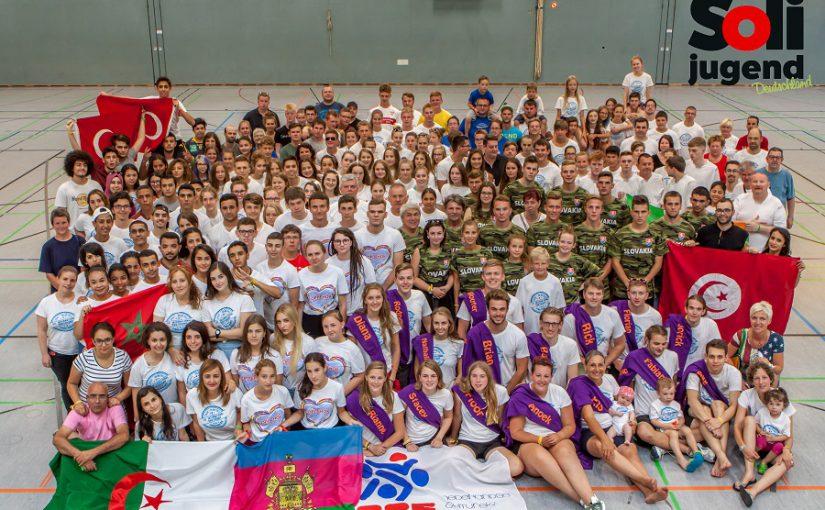 Ein Bericht von unseren 53. internationalen Jugendbegegnungen in Lindenberg
