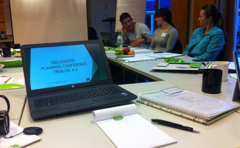 Trialog 4.0 – Erste Planungskonferenz in München