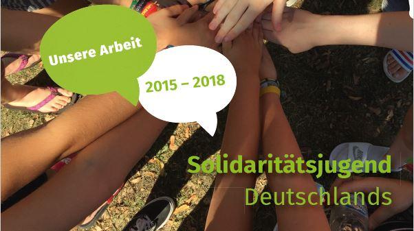 Unsere Arbeit 2015 — 2018