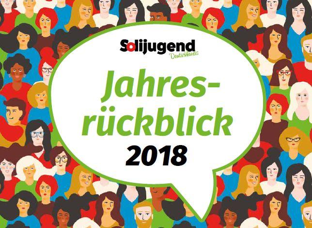 Solijugend-Jahresrückblick 2018