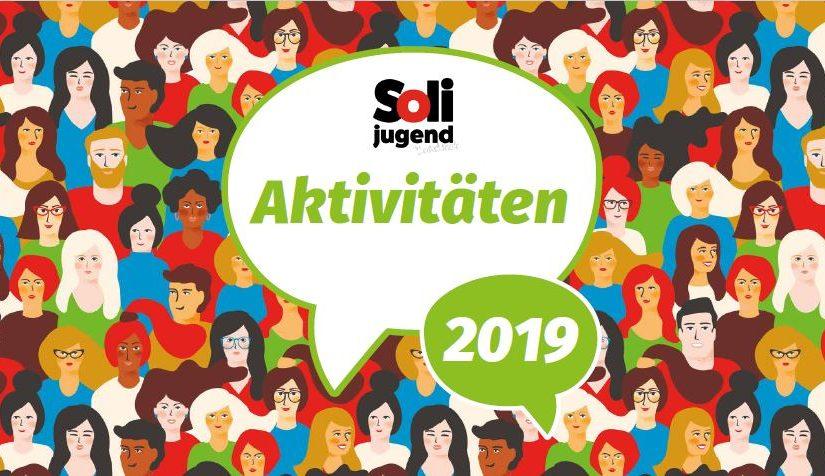 Das Jahresprogramm 2019 ist da!