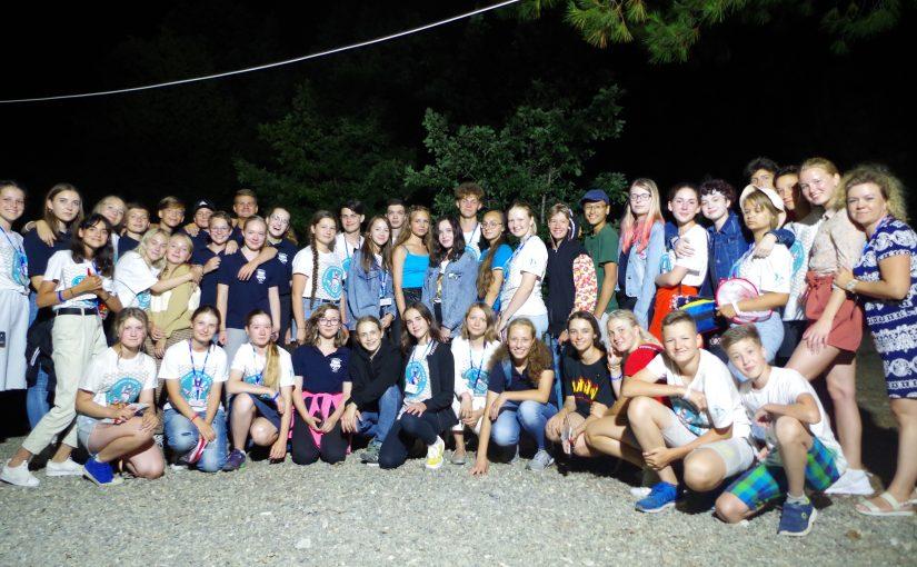 Viele Grüße aus Krasnodar und Orljonok (Reisebericht Heike Adomat 2019)