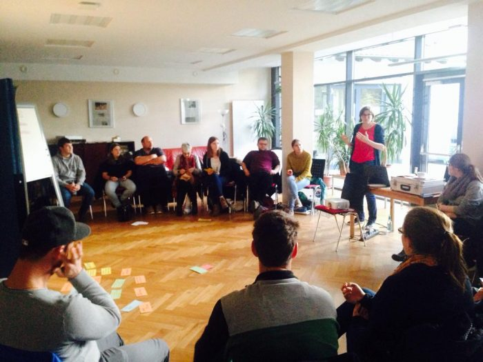 Solijugend-Herbstkonferenz und Sitzung der Bundesjugendleitung